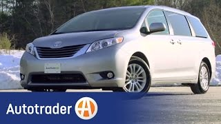 2013 Toyota Sienna: New Car Review - AutoTrader