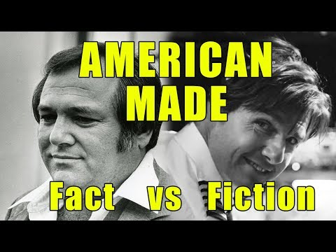 CIA Facts Vs Hollywood Fiction: American Made Exposed.