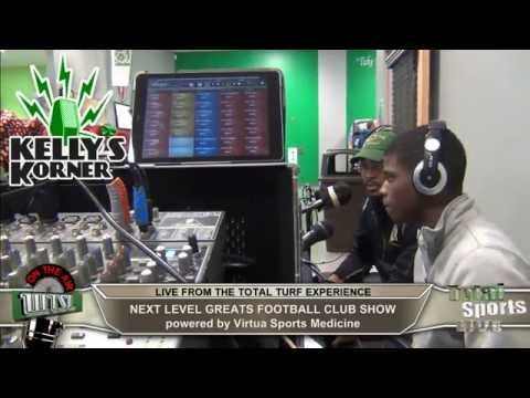 Next Level Greats Football Sports Talk Radio Show
