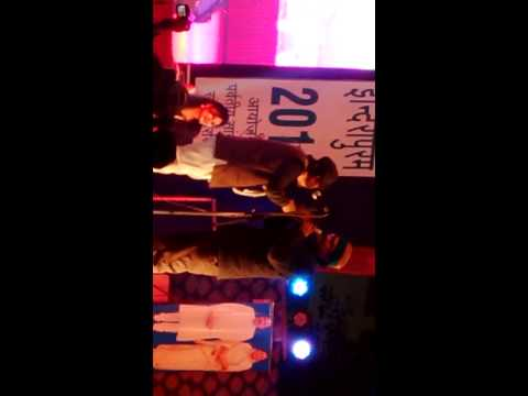 Uttarakhand comedy king Ghana Bhai with other artists