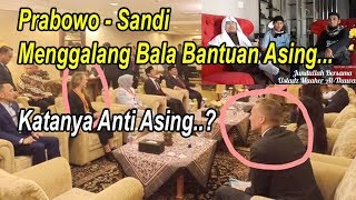 Video Baru  !    Prabowo Sandi Menggalang B4l4 Bantuan Asing Demi Kemenangan MP3, 3GP, MP4, WEBM, AVI, FLV Maret 2019