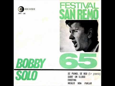 Tekst piosenki Bobby Solo - Cristina po polsku