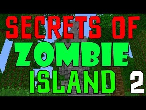 Secrets of Zombie Island - Домик на Дереве #2