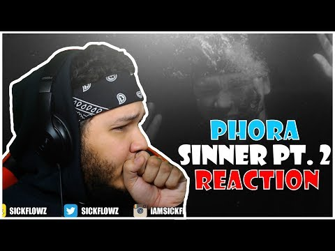 Video 🙏🙏 REACTION!! 🙏🙏 Phora - Sinner Pt. 2 [Official Music Video] download in MP3, 3GP, MP4, WEBM, AVI, FLV January 2017