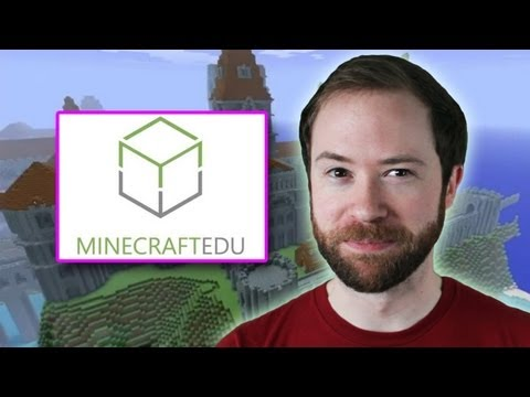 Educational - If you've watched past episodes of Idea Channel, you know we're huge fans of Minecraft. This totally amazing video game allows you to build your own world fr...