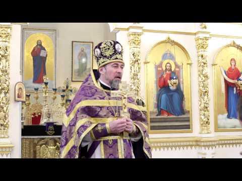 2015.03.29 - о. Олег Семенчук - Воскресная проповедь