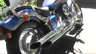 8. 2000 Yamaha V-Star 650 Custom.mpg
