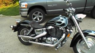 2. 2000 Honda Shadow 1100 38,000 miles For Sale $2000