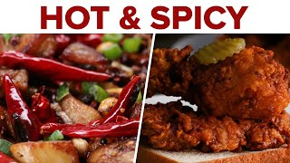 6 Hot & Spicy Recipes by Tasty