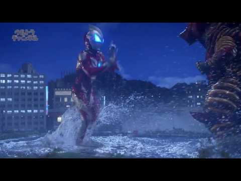 Ultraman Geed Vs Skull Gomora ( First Fight)