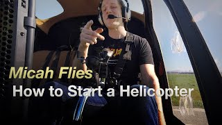 Video Helicopter Startup And Takeoff -  Enstrom 280C MP3, 3GP, MP4, WEBM, AVI, FLV Januari 2019