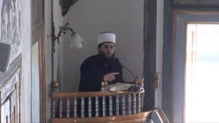Sjellja jonë karshi caktimit të Allahut - Hoxhë Muharem Ismaili