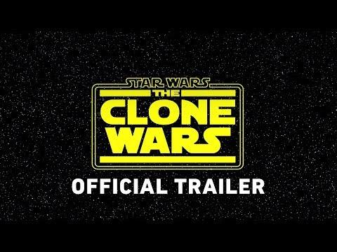 Trailer: Star Wars The Clone Wars
