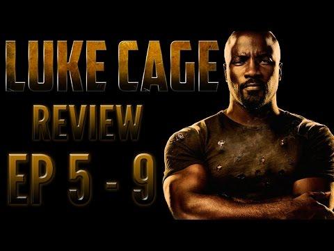 Luke Cage Spoiler Review - Episodes 5-9