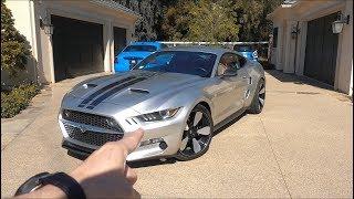 El Mustang Mas Caro Del Mundo! | Salomondrin
