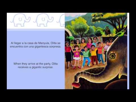 Olita y Manyula: El gran cumpleaños/ Olita and Manyula: The Big Birthday