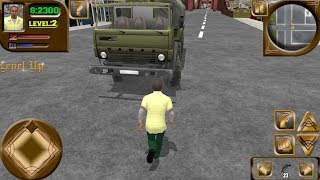 In Truck Driver Crime Game this time you'll got to play role of truck thief! Completely different tasks and best rewards. Road madness on military vehicles and tanks! Chopper rides over the city! Stop the crime and defeat gangsters or smash subject and explode everybody with grenades! Go through the story line or simply terrorize the complete town together with your driving and guns firepower! It's your decision.Google Play link: https://play.google.com/store/apps/details?id=com.allocagames.grand.truck.theft.simulator==========================================► SUBSCRIBE HERE:- https://goo.gl/dkAxut===========================================► FOLLOW ME ON TWITTER:- goo.gl/edgv25► LIKE US ON FACEBOOK:- goo.gl/IPs2wI► CONNECT US ON GOOGLE+:- goo.gl/MuKW3B============================================Truck Driver Crime Gameplay Features: - Cool 3D graphics and realistic physics.- Completely different military and civilian truck to steal and drive.- Standard metropolis trams.- Fierce bandits and helpless subject.- Form of weapons to open and use.Please Rate, Share and Comment too, really want to entertain all of you, so tell me what you want!Thank you guys for watching - DroidGameplaysTV