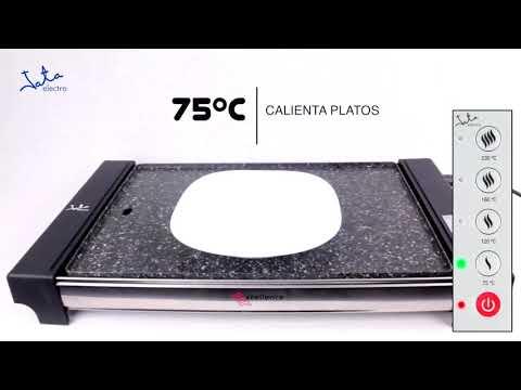 Video: Stolní chytrý gril Jata GR3000