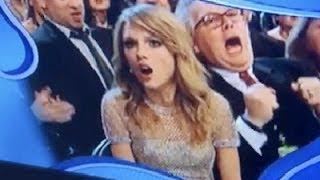 ¡Taylor Swift Cuando Pensó Que Gano!