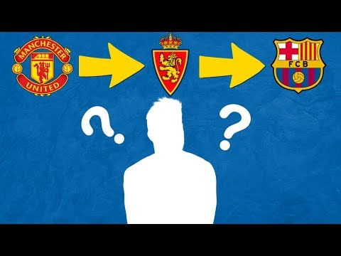 Can You Guess The Footballer From Their Transfers?(Part 2) | Football Quiz (видео)
