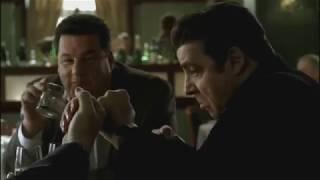 Mob War Erupts Between Crime Families - The Sopranos HD