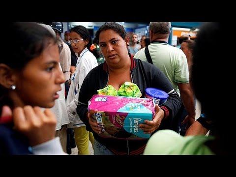 Βενεζουέλα: Αντιμέτωπη με άνευ προηγουμένου κρίση