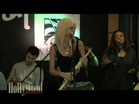 Mindi Abair Live at Gibson Theater in Beverly Hills, CA