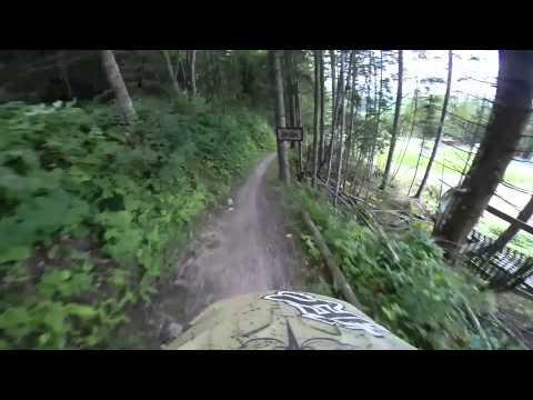 Erika dostal downhill, pozrite si jeho šialenú jazdu :)