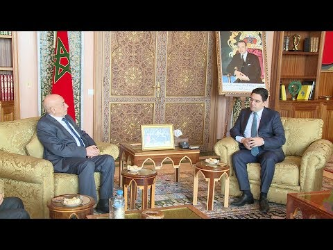 مستجدات الساحة الليبية ودعم المغرب لإيجاد حل للأزمة محور مباحثات السيد بوريطة ورئيس مجلس النواب الليبي