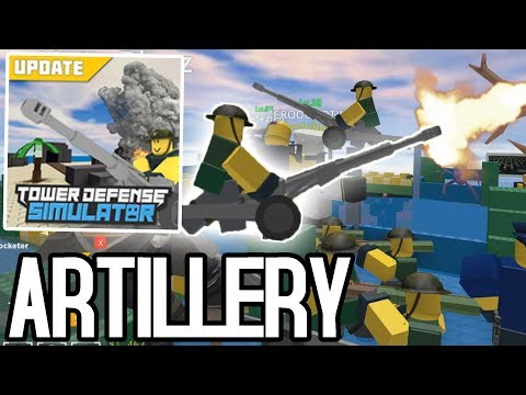NEW ROCKETER TOWER/EMOTES | Tower Defense Simulator ROBLOX