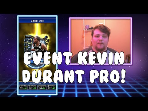 Event Kevin Durant Pro! NBA SuperCard Episode 10
