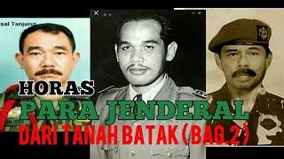 Video Inilah para Jenderal dari Tanah Batak yang melegenda ( Bagian 1 ) MP3, 3GP, MP4, WEBM, AVI, FLV Juni 2019