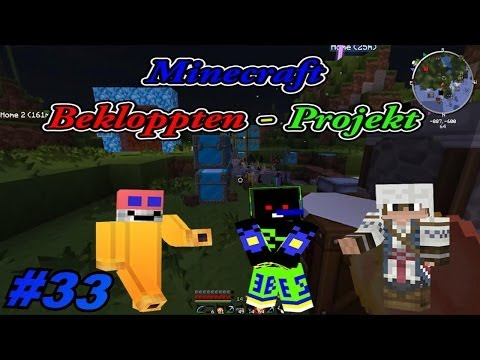 Da hast es BOOOM gemacht xD 33# – Bekloppten Projekt – [DE/HD] ⇒ LPT Minecraft H+U
