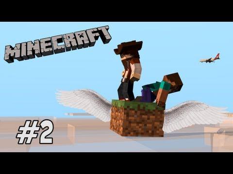 Как выжить в НЕБЕСАХ?! - SkyBlock #2