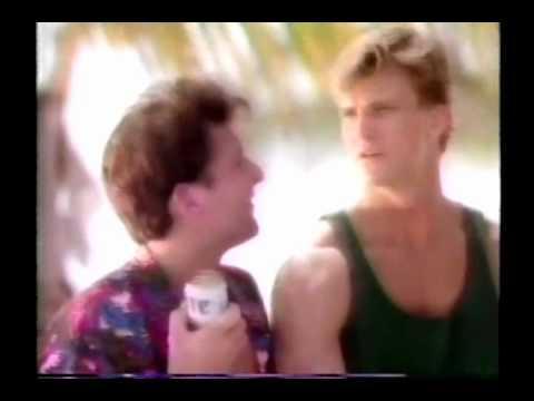 Miller Lite Beer Commercial 1992