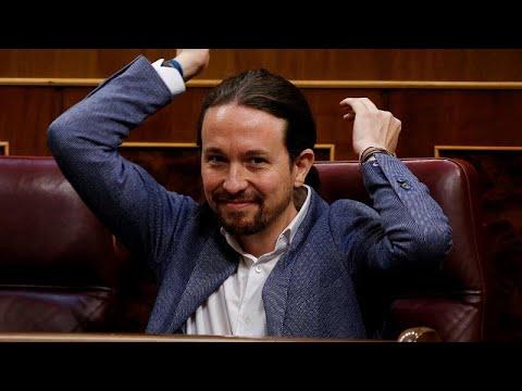 Πάμπλο Ιγκλέσιας: Το πρόσωπο της Αριστεράς στην Ισπανία  …
