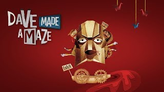 Nonton Dave Made a Maze - The Arrow Video Story Film Subtitle Indonesia Streaming Movie Download