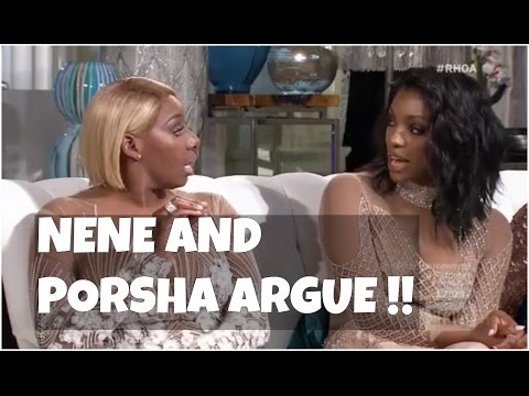RHOA: S8 REUNION P3; PORSHA PUNCHES HER ASSISTANT FOOTAGE! ANDY CHECKS KENYA!