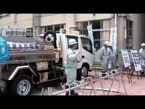 平成24年度第1回松島校区防災訓練 13