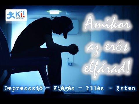 Amikor az erős elfárad Depresszió, Kiégés, Illés, Isten