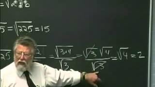 Lecture 04: Math 020 Pre Algebra