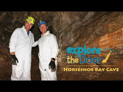 Explore The Door - Horseshoe Bay Cave