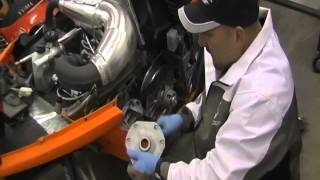 3. SLEDtv How to change a Clutch Spring