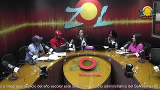 Dra. Dulce Chain y Pamela de la Rosa nos comentan sobre problemas que afectan a la juventud en RD