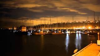 Shilshole A Dock Time Lapse