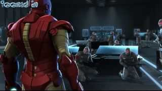 Nonton Iron Man And Captain America Heroes United Scene Film Subtitle Indonesia Streaming Movie Download
