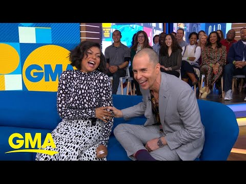 Taraji P. Henson and Sam Rockwell on the true story behind 'The Best of Enemies' l GMA