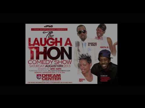 Laugh A Thon Comedy Show Commercial
