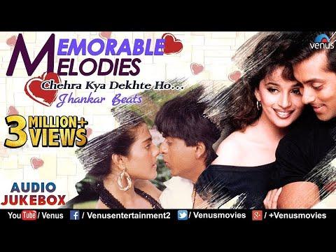 Download MEMORABLE MELODIES - JHANKAR BEATS | Chehra Kya Dekhte Ho - Bollywood Evergreen Melodies | JUKEBOX HD Mp4 3GP Video and MP3
