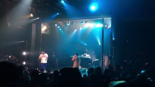 Here is the one & only Immortal Technique live @ the Observatory in Santa Ana, CA on 4/30/2016. this is part 3 of 4...ENJOY.Songs..Harlem StreetsPoint of No Return